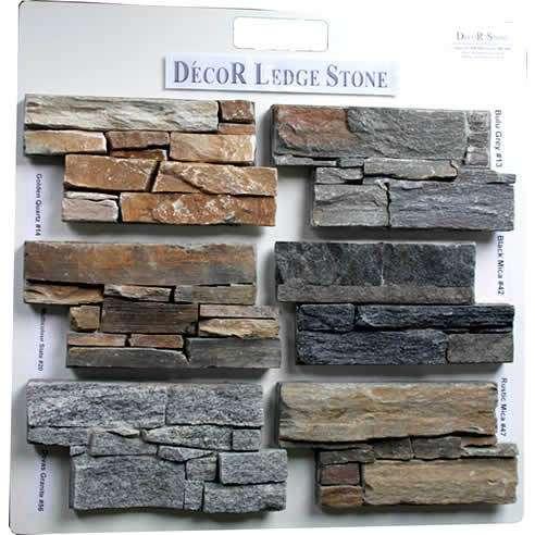 tipos de pedras naturais rusticas